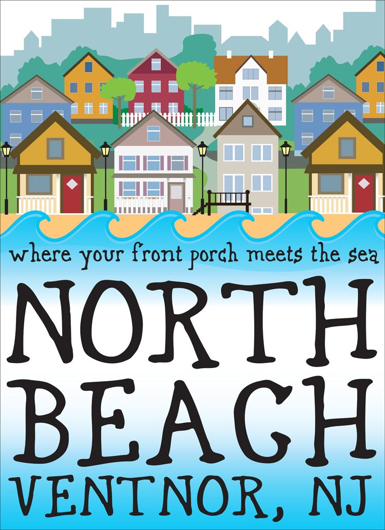 Case Study Brand: North Beach Ventnor, NJ