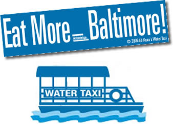 Case Study Design: Water Taxi Logo & Collateral